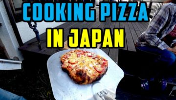 Cooking Pizza in Japan + Bad communication + Electric Skateboard on the beach