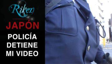 La policía detuvo mi video