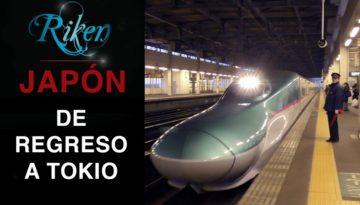 De regreso a Tokyo