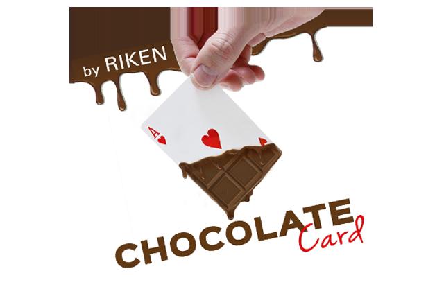 chocolate card by riken website