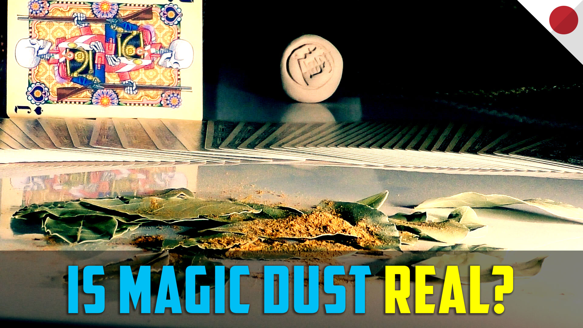 Is Magic Dust Real?