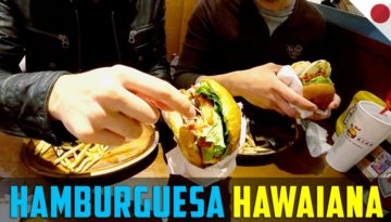 Comiendo con Riken | Hamburguesas Hawaianas (Kuai Aina) | FT Ryojuli