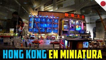 Hong Kong en miniatura