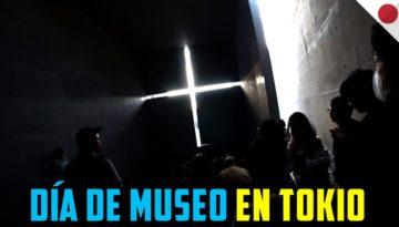 Día de museo en Tokio (Tadao Ando)