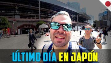 Último día en Japón