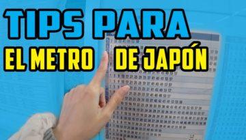 Tips para usar el metro de Japón.