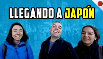 Llegando a Japón + Bares japoneses