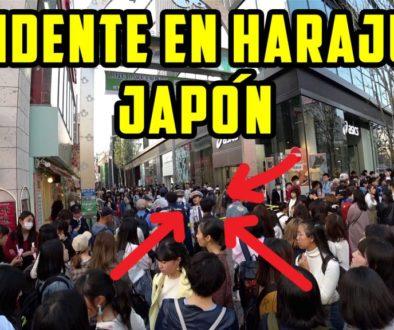 Accidente en Harajuku, Japón + Buscando departamento + Visitas del extranjero