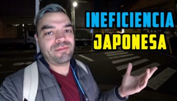 Ineficiencia japonesa.