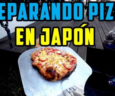 Preparando pizza en Japón + Patineta eléctrica en la playa + Mala comunicación